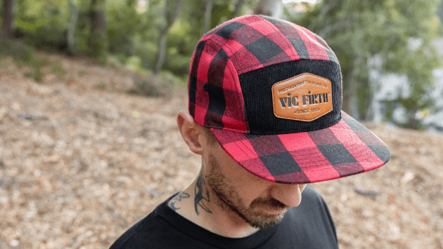 Flannel Camp Hat